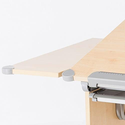 Kettler 06710-4273 Seitenplatte für College box II, comfort II, school II, cool top II und little, 68 x 25 cm -